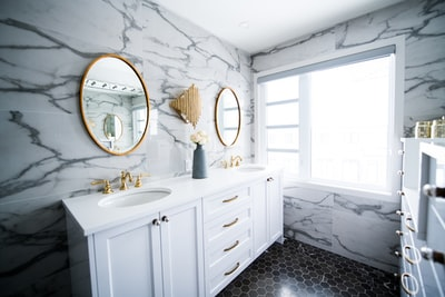 How much does bathroom paint cost?